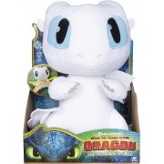 Pūķis Dragons Squeeze un Growl Plush Spin Master 45117