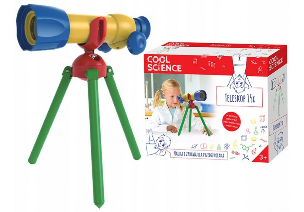 Tm Toys Cool Science Teleskops DKN4005