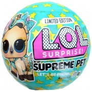Lol Surprise Pets Supreme Limited Edition