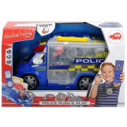 Dickie Toys Police Squad Push & Play 3716005