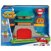 Super Wings Package Delivery to Seoul Playset 710811