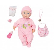 Lelle - bēbis Baby Anabell Zapf Creation 794401