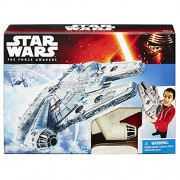 Kosmiskais kuģis The Force Awakens Millennium Falcon Hasbro B3075