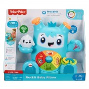 Interaktīvais robots Rockit Fisher-Price FXD04