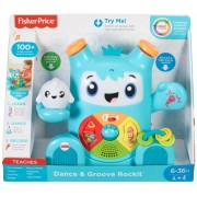 Interaktīvais robots Rockit Fisher-Price FXD02