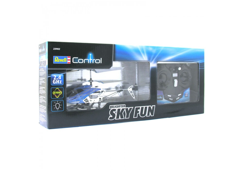 Helikopters Revell Control 23982