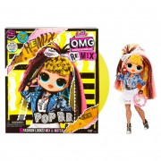 Lol Surprise! O.M.G. Remix Pop B.B. Fashion Doll – 25 Surprises with Music