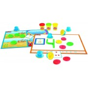 Plastilīna komplekts Play-Doh Shape & Learn Numbers And Counting Hasbro B3406