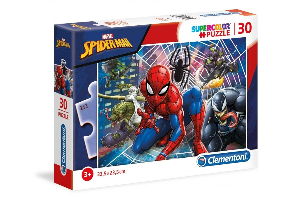 Puzle Spiderman Clementoni 20250