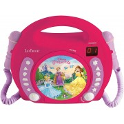 CD karaoke Disney Princess Lexibook RCDK100DP