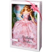 Kolekcionējama lelle Barbie - Birthday Wishes Mattel FXC76