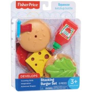 Burgera komplekts Fisher-Price 93502
