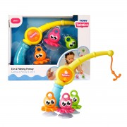 TOMY Toomies 3 in 1 Fishing Frenzy Game