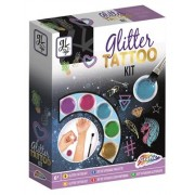 Komplekts Glitter Tattoo Kit Grafix 57125