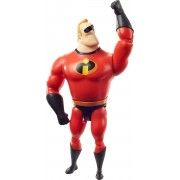"Rotaļu figūra 20 cm. Disney Pixar ""The Incredibles"" Mr. Incredible Mattel GLX80"