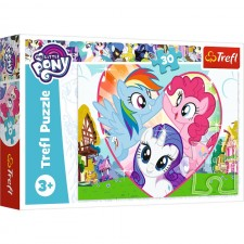 Puzle My Little Pony Trefl 18241 (30 gab.)